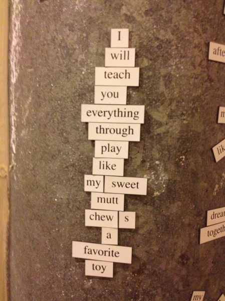 Everything through play