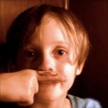 Emma: Day 1 Mustache
