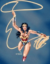 Wonder_Woman_flying_by_DragonArcher